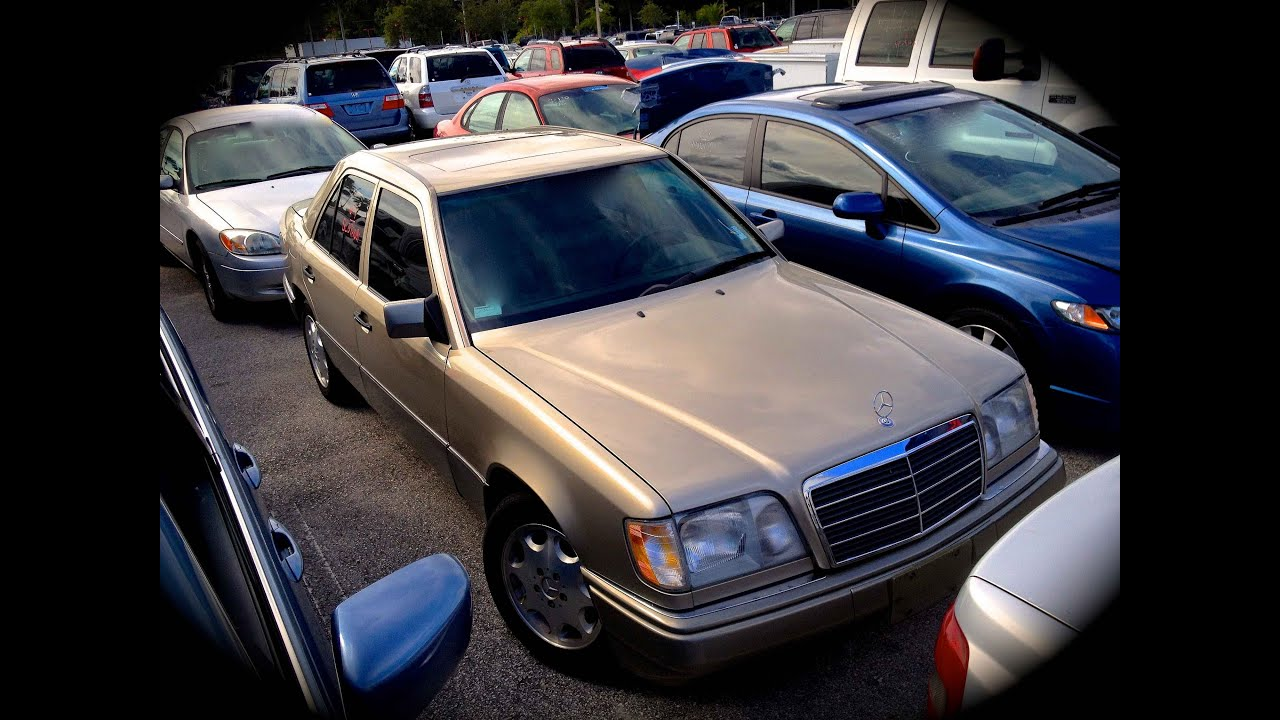 maxresdefault 1995 mercedes benz e320 w124 start up, quick tour, & rev with 1995 mercedes e320 fuse box at mr168.co
