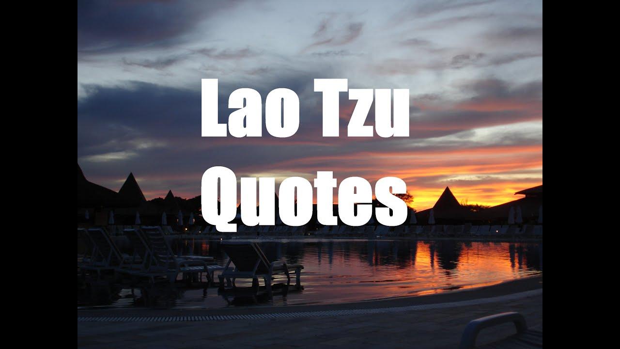 Lao Tzu Quotes Life Top 5 Lao Tzu Quotes  Youtube