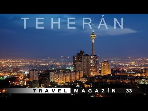 Teherán - Irán [HD] Travel Magazín 033 (Travel Channel Slovakia)