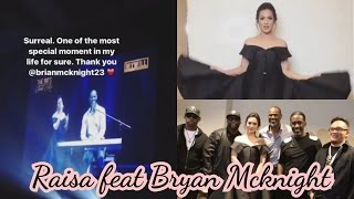 Video [VIDEO] RAISA DIKAGUMI PENYANYI ASING BRYAN MCKNIGHT | Snapchat Artis download MP3, 3GP, MP4, WEBM, AVI, FLV Mei 2018
