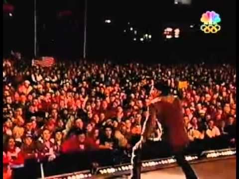 CREED - My Sacrifice (The 2002 Winter Olympic Games in Salt Lake City)