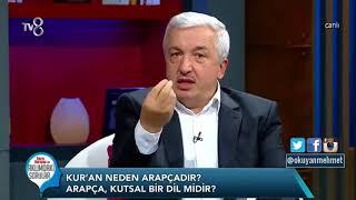 Neden Kur'an arapçadır ? Arapça,kutsal bir dil midir ?- Prof.Dr. Mehmet Okuyan