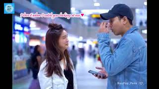 MV3 ป๊อป ฐากูร & บัว นลินทิพย์ sweet moments ~ By Chance ♥♥