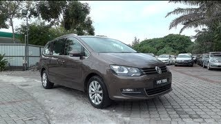Volkswagen Sharan 2011 Videos