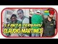 5 Fakta Terbaru Claudio Martinez, Yang Perlu Anda Ketahui