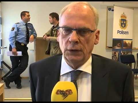 Advokat PerIngvar Ekblad om åtalet mot sin klient som misstänks för Ikeamorden