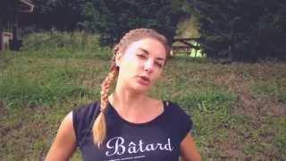 Iced Bucket Challenge Ariane Brodier