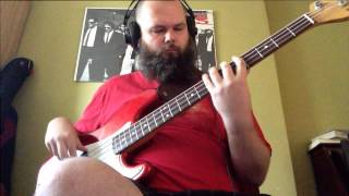 The Clash - Lost in the Supermarket (bass cover)