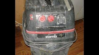 пылесос Starmix ISC Compact ARDL 1625 ремонт