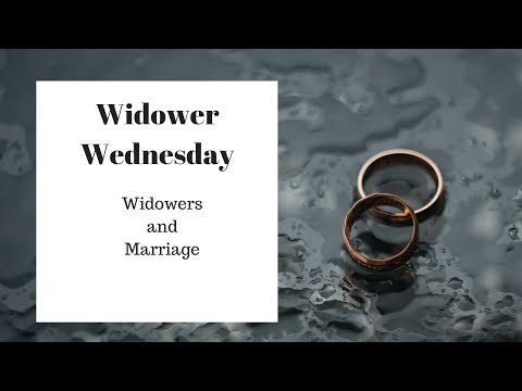 relationship advice dating a widower