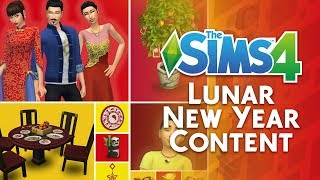 The Sims 4 Content Update Overview: Lunar New Year! (February 5th, 2019)