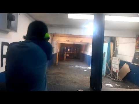 MPD Manila Police District Headquarters SWAT Shooting Range