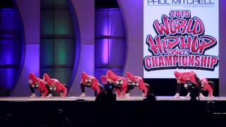 Bubblegum @ HHI 2015 Finals Performance