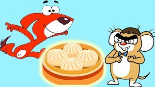 Rat-A-Tat  'Food Phobia And Best of Rat A Tat For Children'  Chotoonz Kids Funny Cartoon Videos