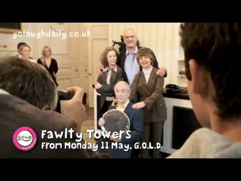 Fawlty Towers Re-Opened 30th Anniversary