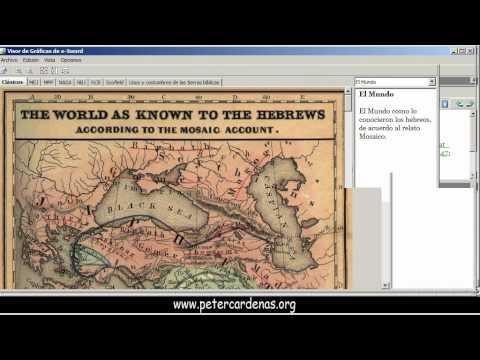 Ver Libros Y Mapas E-Sword