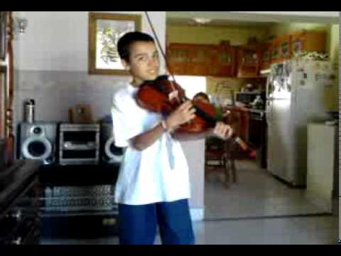 payaso del rodeo partitura violin43