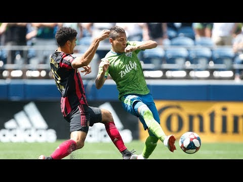 Seattle Sounders - Sounders Beat Defending Champs Atlanta United
