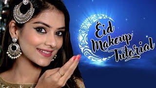 Eid Makeup Tutorial | Get Ready For Eid | Eid Makeup Look | Foxy Makeup Tutorials
