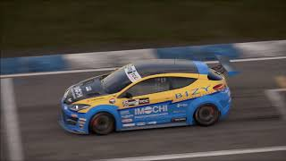 Touring Car Challenge - Round 8 @ Donington Park - The Final Fight