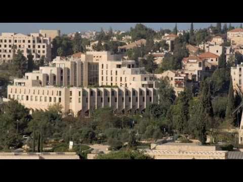 The Inbal Hotel in 60 Seconds | מלונות בירושלים-מלון ענבל  iTravelJerusalem.com