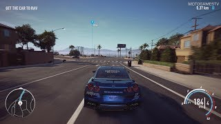 Need for Speed Payback - Mitko Vasilev's Nissan GT-R Premium Abandoned Car - Location and Gameplay