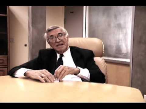Martin Landau Interview (Part 1)