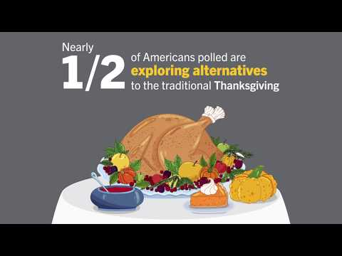 None - Lots Of Americans Are Ready To Change Up Thanksgiving