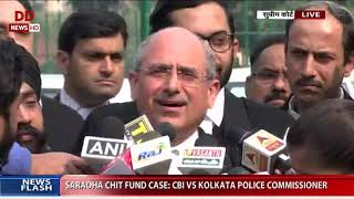 Nalin Kohli: SC direction shows Kolkata police not correct