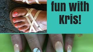 Summer fun with Kris!
