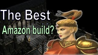 Diablo 2: The best Amazon build? Diablo Meta Series - Strafe vs Multishot?