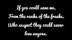 Aimee Mann - Save me (lyrics)