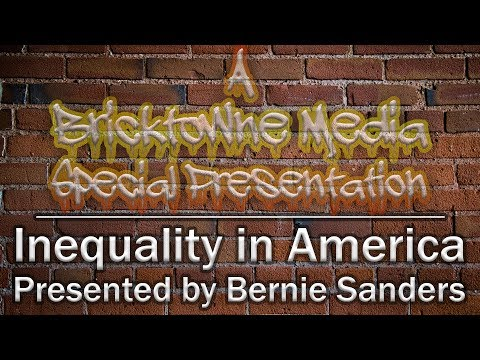 Inequality In America - Commentary - Bricktowne Special Presentation