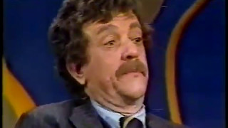 Kurt Vonnegut interview on 90 Minutes Live - 1978
