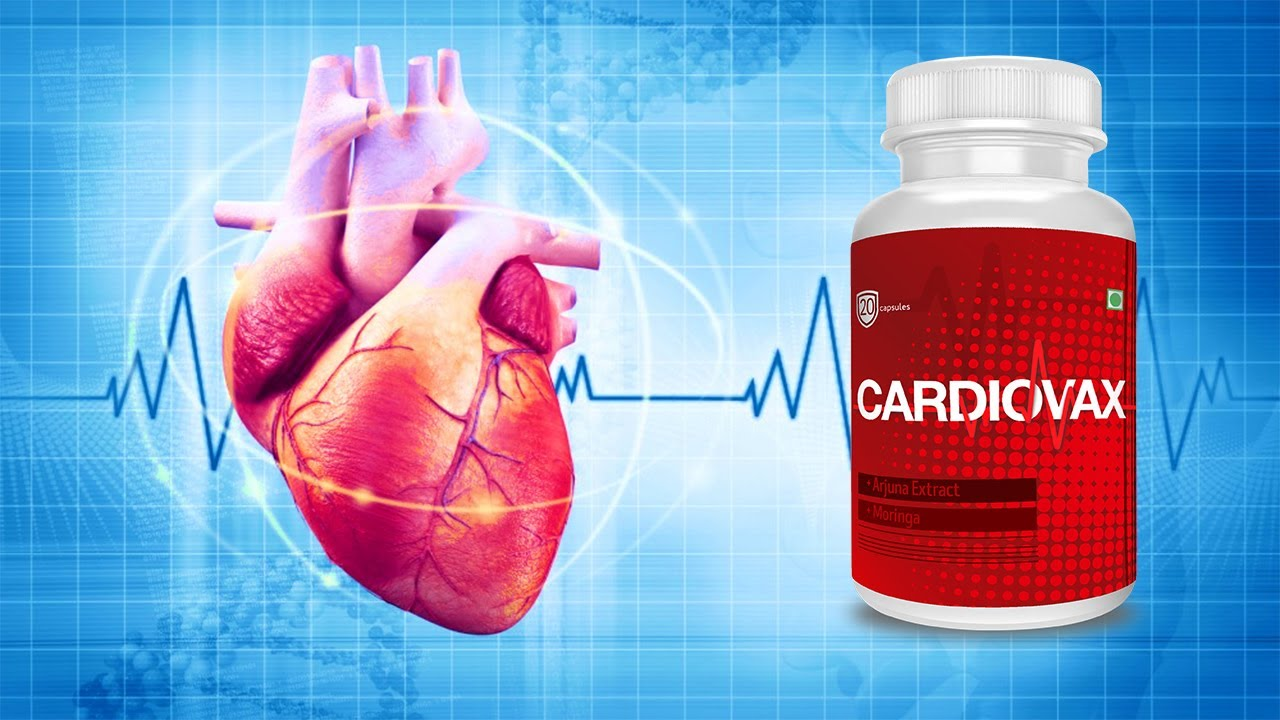 Cardiovax Capsule In Hindi - YouTube