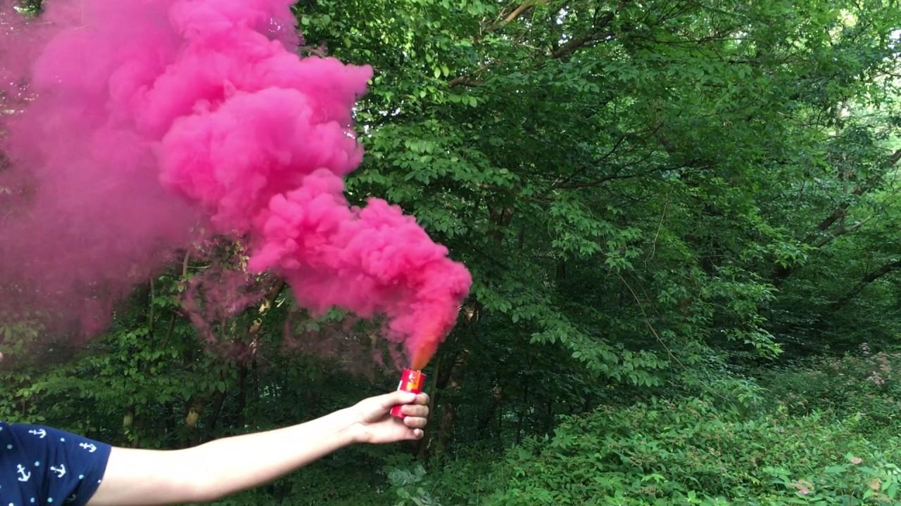 Цветной дым Триплекс для фото купить - YouTube
