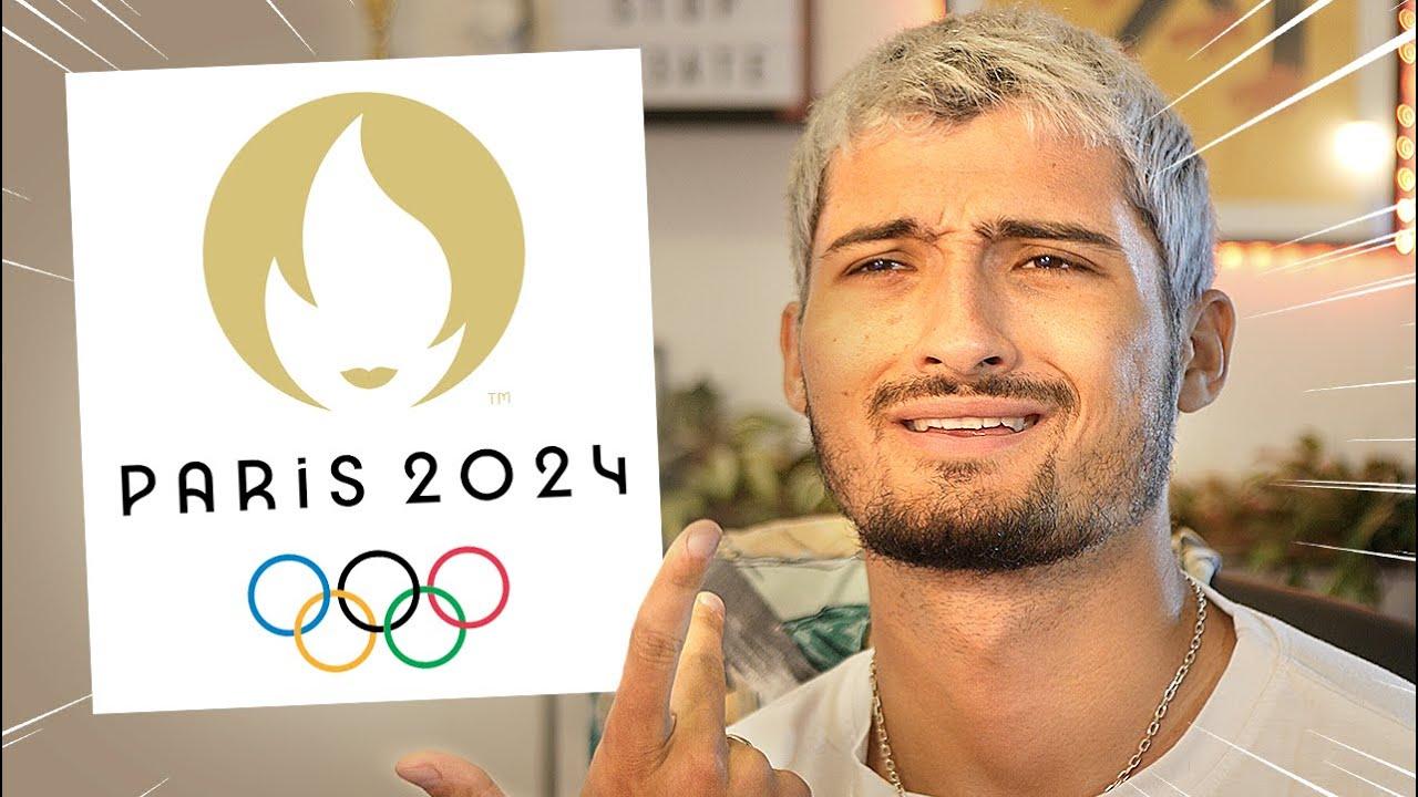 J'AI REFAIT LE LOGO DES JO 2024 !