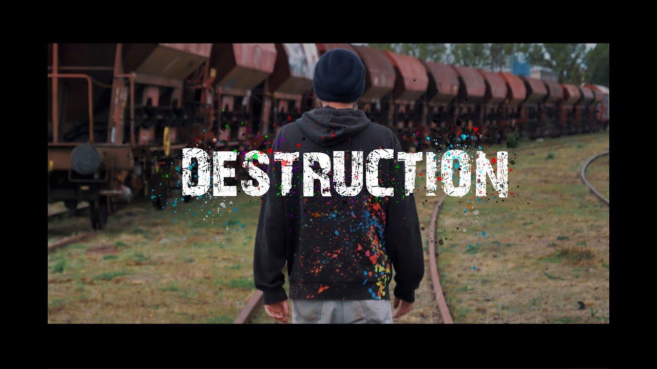 Destruction - Olivier Courty
