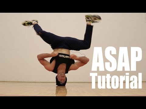 How to Headspin (Breakdance) Spin On Your Head | In Only 5 Minutes