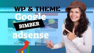 Google adsense wordpress тема