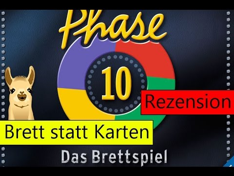 Phase 10 Anleitung