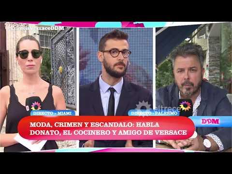 Noelia recorrió la mansión de Gianni Versace y contó cómo fue el día que lo mataron