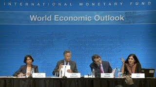 تخفيض صندوق النقد الدولي للنمو الإقتصادي العالمي - economy
