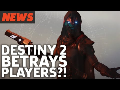 Destiny 2 Dev Says 'Betrayed' Players & GTA V Parent Company Defends Loot Boxes - GS News Roundup