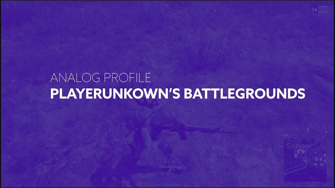 Game profile - PUBG - Wooting Knowledge Base