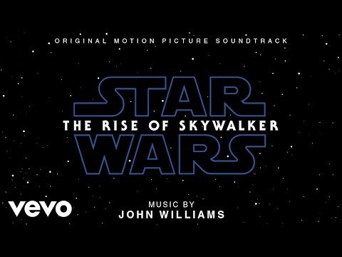 """john-williams---the-force-is-with-you-(from-""""star-wars:-the-rise-of-skywalker""""/audio-only)"""