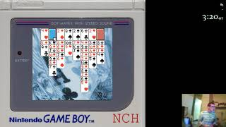 (PB) Hoyle Card Games (GBC) - Solitaire / Free Four [6:51] IGT