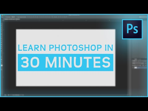 Photoshop Tutorial for Beginners - Basic Tools, Functions, & Editing (2019) thumbnail