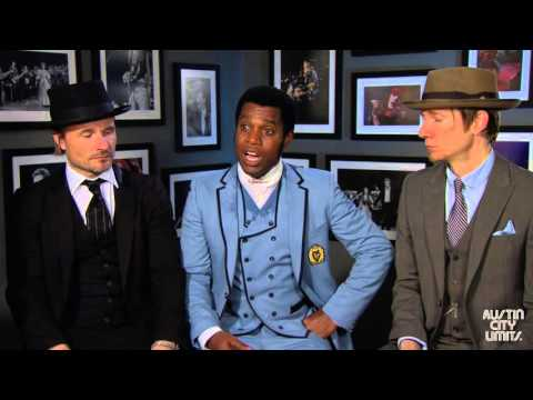 Austin City Limits Interview: Vintage Trouble