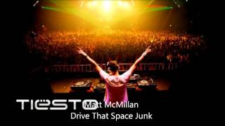 Drive That Space Junk : Matt Mcmillan